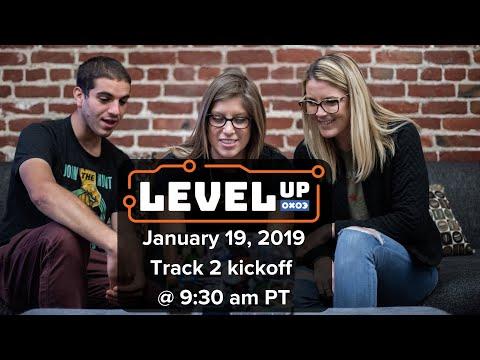 LevelUp 0x03 - Track 2 stream