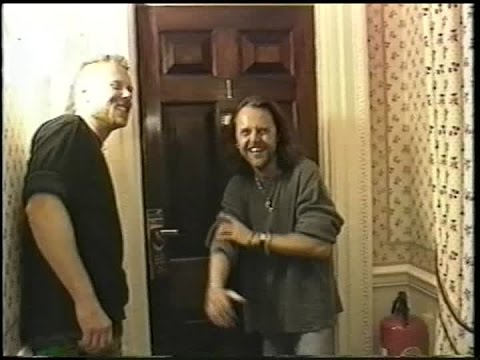 A Week and a Half in the Life of Metallica (1995) [Full Documentary]