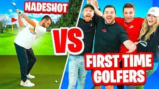 Nadeshot VS Everyone Else.... at Golf | ft. CouRage, BrookeAB, & More