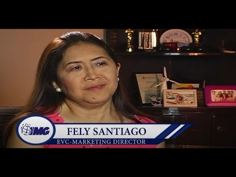 Fely Santiago - IMG Turning Point Video