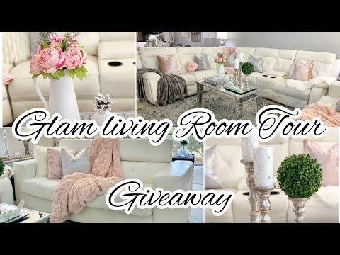 glam-living-room-tour-blush-pink-decorating-ideas
