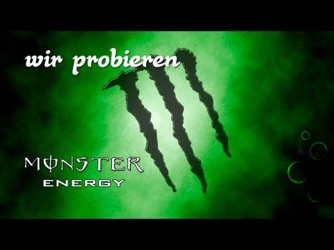 Wir Probieren #75 Monster Energy Drink