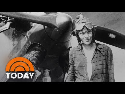 Amelia Earhart Mystery May Have New Clue In Never-Before-Seen Photo | TODAY