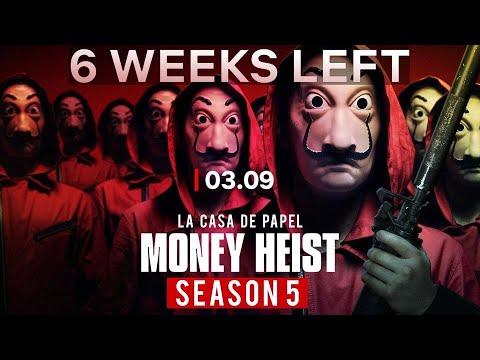 Download Money Heist Season 5 Release Date, New Cast | Stories Up |