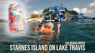 Starnes Island on Lake Travis (DJI Osmo Action) #TexasRivers