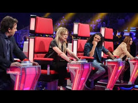 Marijuanablad blind auditions @The Voice of Holland - 29-11-2016