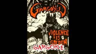 Gargoyle Violence Is Golden 1986