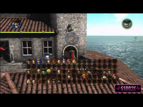 Lego Pirates of the Caribbean - The Green Flash Achievement
