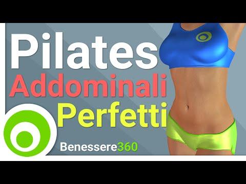 Pilates Addominali Perfetti – 10 Minuti di Esercizi