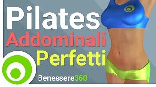 Pilates Addominali Perfetti - 10 Minuti di Esercizi