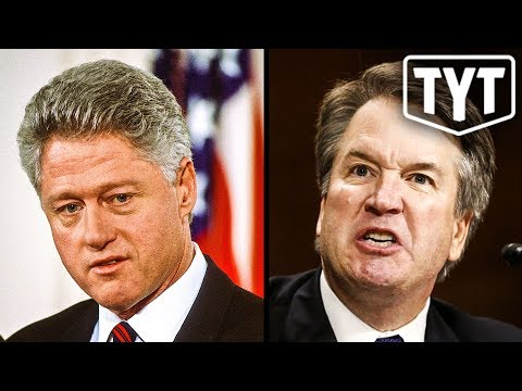 Kavanaugh Reveals Clinton Conspiracy Theory