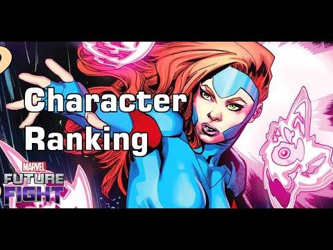 Character Ranking | Marvel Future Fight
