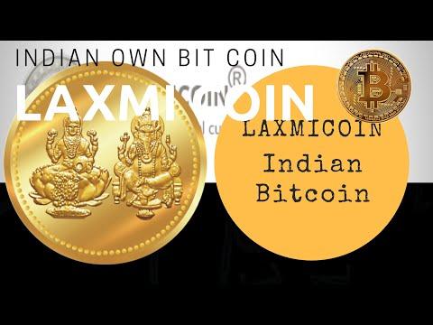 Laxmicoin / Lakshmi Coin  India's 1st Digital Currency The Indian Bitcon
