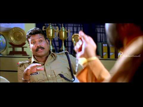 Bullet Malayalam Movie | Malayalam Movie | Suresh Gopi Meets Kalabhavan Mani | in Police Station