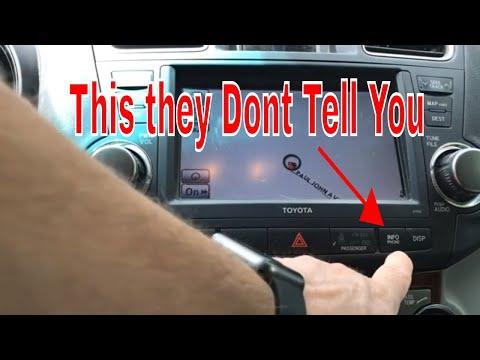 Update Your Car Navigation System