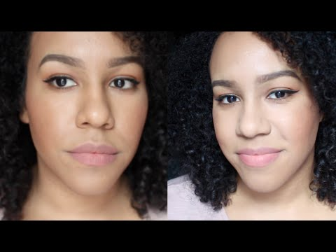 How to Contour a Bulbous/Round Nose - YouTube