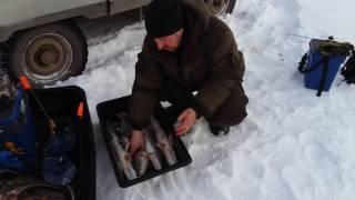 Шмаль.Карпинск.Рыбалка.Нижнее 2017.