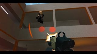 Roblox Phantom Forces - Hill Defense Pros (L85A2 gameplay)