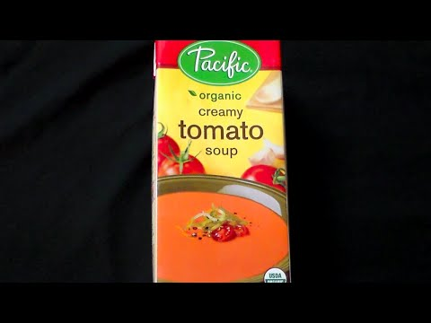Pacific Organic Creamy Tomato Soup - Gluten Free Reviews