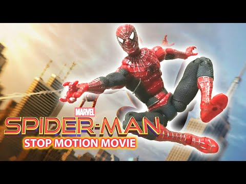 Marvel Spider-Man 3 [Stop Motion Movie] Spider-Man Vs Doc Ock