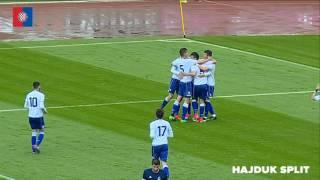 Hajduk II - Neretvanac 5:0