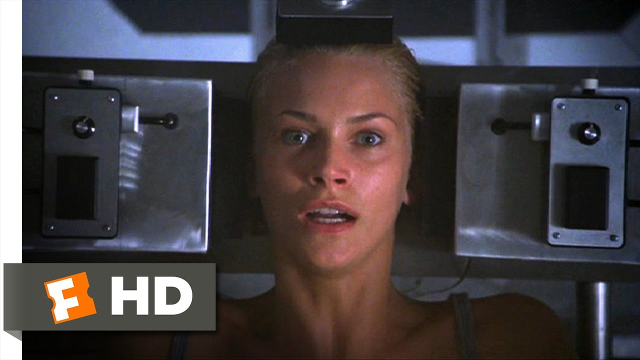 Download Species II (6/12) Movie CLIP - Tracking Patrick (1998) HD