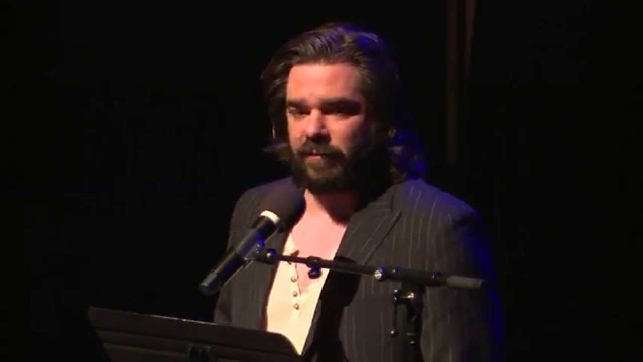 Matt Berry Reads a Letter from Elvis Presley to US President Richard Nixon