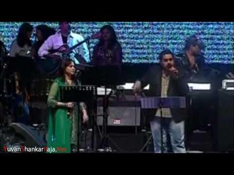 Yuvan Shankar Raja's Kanavugal Concert in Dubai - Part 3