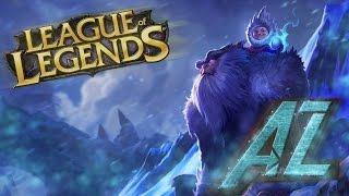 A-Z League of Legends: Nunu - Yeti troszeczkę zgłodniał