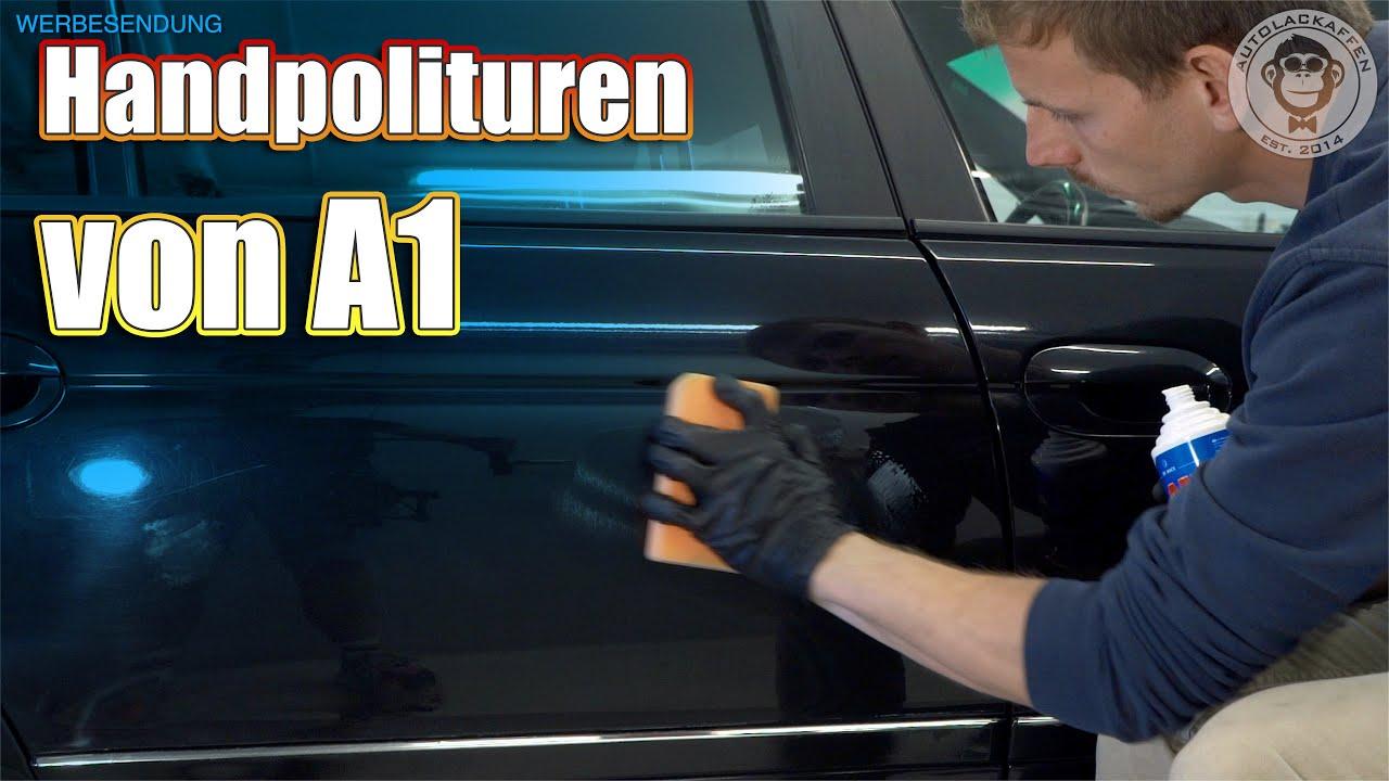 Handpolituren & Wax von A1 Dr.Wack | Hands on | Autolackaffen