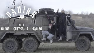 Taha - Panikk ft. Swiss, Crystal F & Tamas (prod. John ODMGDIA & Patrick Luckert)