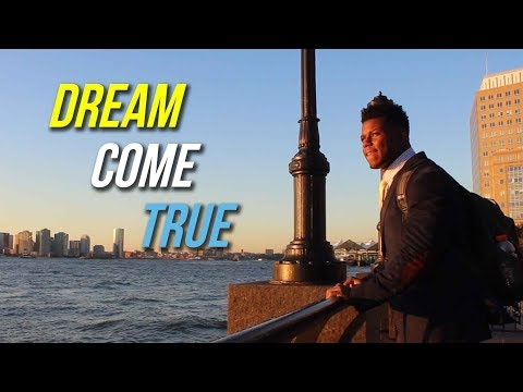 New York City | Workout Vlog | Dream Come True | They Flew Me Out | EnjoyTheGrind | Enjoy The Grind