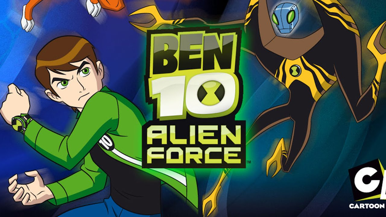 Ben 10 Alien Force: The Rise of Hex - Part 14 - YouTube
