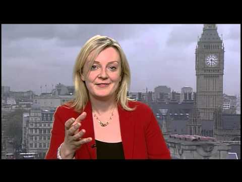 Education Minister Liz Truss Refuses To Take Spelling Test