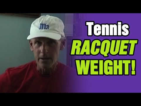 how to use lead tape on tennis racquets