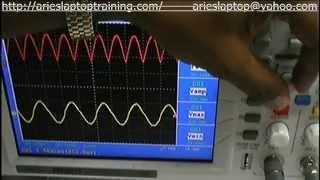 Bridge rectifier working theory & practical (हिन्दी)