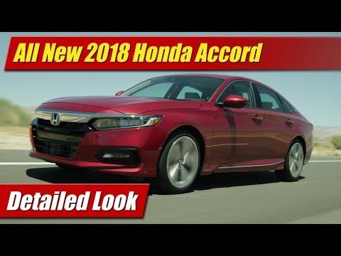 2018 Honda Accord Sport V6 Touring Concept Redesign Review