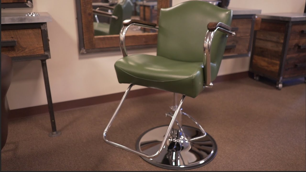 regal styling chair minerva beauty youtube