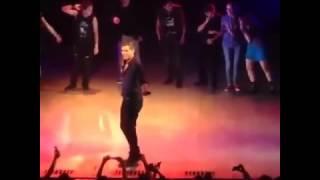 Christian Meier en 'Av. Larco El Musical' 05/11/2015