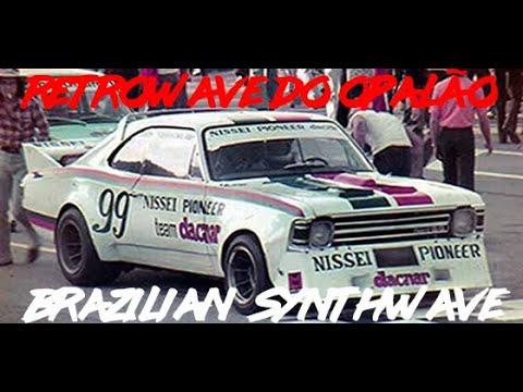 Phantom System - Comodoro(Music Clip) - Brazilian Retrowave/Synthwave BR Artist