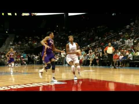 Angel McCoughtry Top 10 plays of the 2013 Season - YouTube