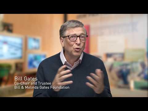 Bill Gates congratulates Youth Grand Challenge winners