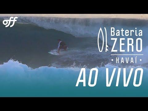 Treino Adriano de Souza | Melhores Momentos Bateria Zero em Pipeline, Havaí | Canal OFF | 09.12.2017