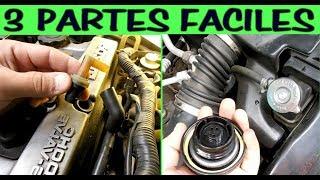 3 Partes que dan muchos Problemas y casi Nadie Cambia en el auto/baratas y faciles