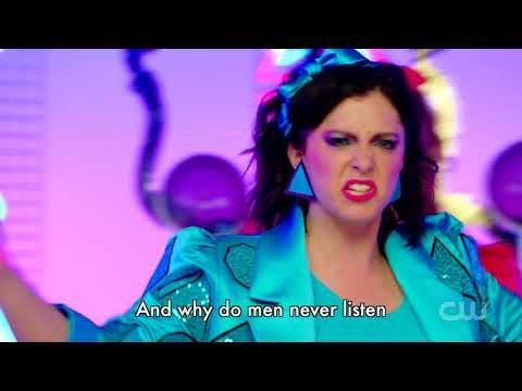 "Let's Generalize About Men - ""Crazy Ex-Girlfriend"""