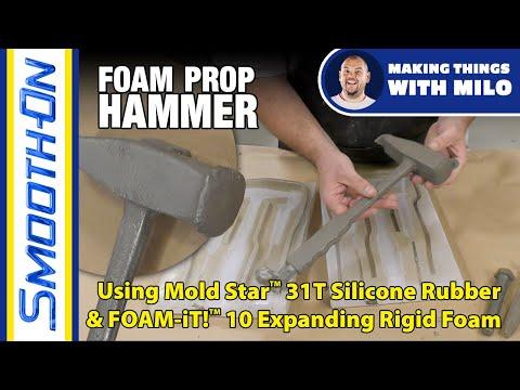 How To Make Foam Props Using Foam-iT!™ 10 Urethane Foam