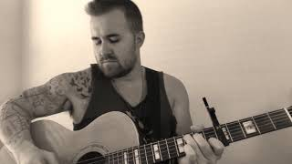 Mercy - Brett Young Acoustic Cover by Tim Watkins