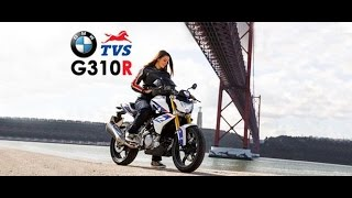 TVS BMW G310R for India