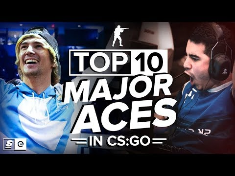 xQc Reacts to The Top 10 Major Aces in CS:GO History with Chat