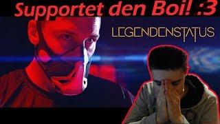 Dame - Legendenstatus [Official HD Video] Reaktion